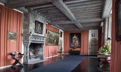 Henry VIII Banquet Hall, Leeds Castle