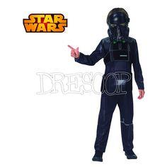 Disfraz Death Strooper deluxe para niño - Dresoop.es