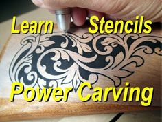 Learn Wood Carving Relief Custom engraving Power Carving Engraver tools machine, High Speed Up Wood Carving Designs, Wood Carving Patterns, Wood Patterns, Wood Engraving, Custom Engraving, Power Carving Tools, Power Tools, Dremel Tool Projects, Wood Carving For Beginners