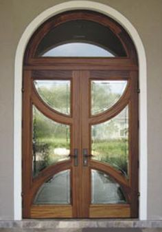 12ft door 23ft tall entryway yes it is impact hurricane for Impact rated doors