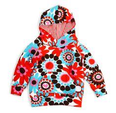 hooded raglan sweatshirt : 067