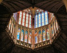 The Lantern, Ely Cathedral.  If you are going to visit, then take the tower tour.