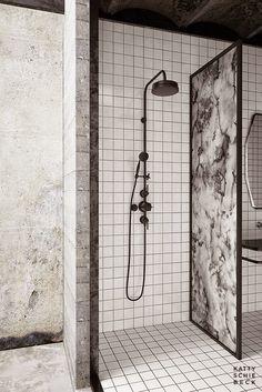 ATELIER RUE VERTE le blog: Barcelone / Un appartement designé pat Katty Schiebeck /