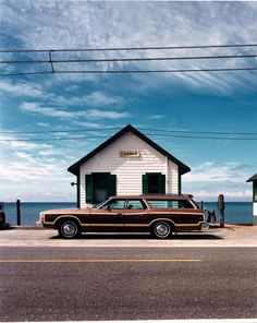 Cape Cod, 1976    photo: Joel Meyerowitz.  We had one of these when we were young!
