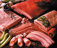 panceta salada Chorizo, Smoking Meat, Charcuterie, Cilantro, Barbecue, Tapas, Sausage, Steak, The Cure