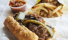 Groupon - 20% Cash Back at Al's No. 1 Italian Beef - South Loop  in Wabash Avenue. Groupon deal price: $0
