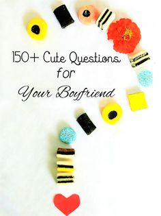 150+ Cute Questions to Ask Your Boyfriend. Whether you're trying to get to know each other better or just bored, here is a list of over 100 cute questions to ask your boyfriend! Cute Questions, Romantic Questions, Flirty Questions, Deep Questions To Ask, Dating Questions, This Or That Questions, Random Questions, Things To Ask Your Boyfriend, Topics To Talk About