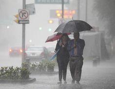 Pronostican Lluvias Y Emiten Alerta Meteorológica