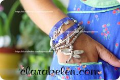 How to make a bracelet with a plastic bottle