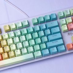 High Quality Hot Sale Fashion Ducky Flick PBT 108/104/87Key Cherry MX Switch Backlight Keycaps For Mechanical Keyboard Rainbow