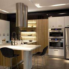 Confira 20 ideias para decorar a sua cozinha