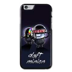 Dj Daft Minion Punk Parody iPhone 6 Case
