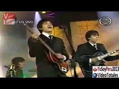 """Yo Soy [03-07-13] THE BEATLES """"CAN´T BUY MY LOVE"""" - Yo Soy Perú 2013 03/..."""