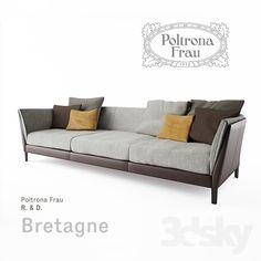 Husk sofa b b italia 225 3d pinterest for Sofa bed jeddah
