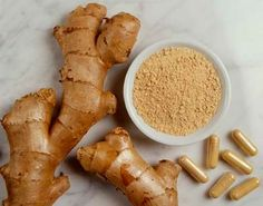 Ginger root is often used in traditional Chinese medicine to treat symptoms of indigestion, the common cold, and other ailments.
