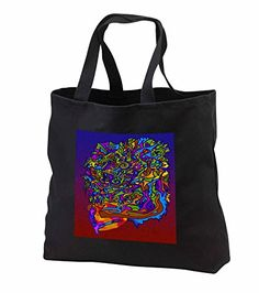 "DYLAN SEIBOLD - LINE ART - SURREAL PARROT - Tote Bags Be the first to review this item   Price:	$31.04 Sale:	$28.74 + $5.93 shipping You Save:	$2.30 (7%) Size:   In Stock. Get it as fast as Oct. 11 - 14. Ships from and sold by 3dRose LLC. 100% cotton twill. Dual cotton web handles (19.5"") Custom image affixed to durable, heavy-duty cotton twill material. Jumbo tote available in black only. Standard tote available in black or denim."