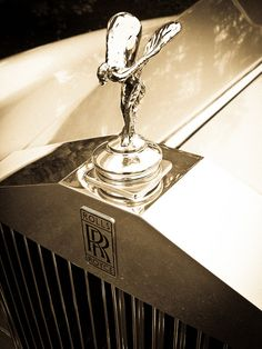 Classic Rolls Royce |  1965 Rolls Royce Silver Cloud III | Rolls Royce Spirit of Ecstasy | Classic Rolls Royce Hood Ornament by Sameday Premium Services, via Flickr..Re-pin brought to you by agents of #Carinsurance at #Houseofinsurance in Eugene, Oregon