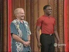 Whose Line is it Anyway - Party Quirks (Robin Williams) @Adam Flax
