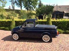 Fiat 500 custom pick up