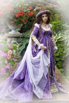 """Juliet"" dress - one of a kind"