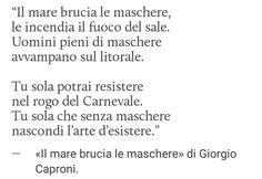 ☆ Giorgio Caproni