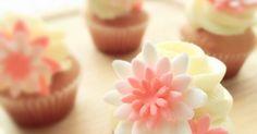 デコレーションに⚜シュガークラフトのお花 by ピポポタマス [クックパッド] 簡単おいしいみんなのレシピが249万品