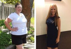 Does Weight Loss feel too difficult? Here's how these woman managed to lose over 100lbs naturally!