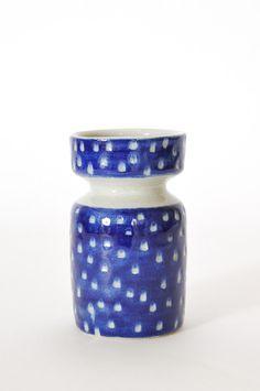 Blue Dot Vas from Koromiko