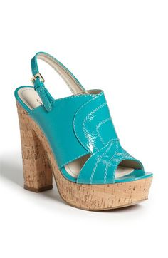 Nine West 'Act Out' Sandal-$88.95