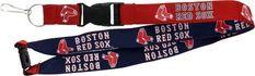Boston Red Sox Lanyard - Reversible
