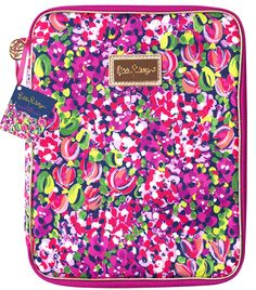 Lilly Pulitzer Wild Confetti Notebook Folio