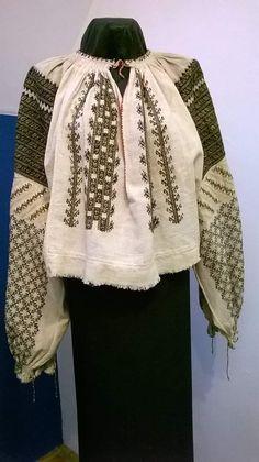 Folk, Costume, Traditional, Detail, Country, Blouse, Fashion, Moda, Popular