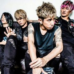 one ok rock One Ok Rock, Takahiro Moriuchi, Six Feet Under, Visual Kei, Taemin, Cool Bands, Punk, Vogue, Music