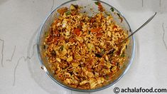 Maggi Bhel is a recipe of savory snack & chaat recipe in hindi & english with step to step directions with photos & recipe video,tips & variation Khandvi Recipe, Bhel Recipe, Kulfi Recipe, Biryani Recipe, Maggi Recipes, Spicy Recipes, Indian Food Recipes, Cooking Recipes, Indian Snacks