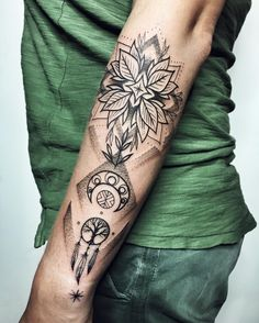 Forearm piece. So rad.