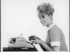 1960s typist