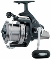 Daiwa EMPEX5500 Emblem Pro EX Spinning Reel. The Daiwa Emblem Pro Ex Spinning reels are surf spinning reels designed for saltwater fishing. These reels have a rugged body and long cast spool design so you can cast farther and get your lure to where the fish are.