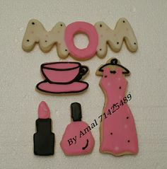 Mothers day cookies عيد الام