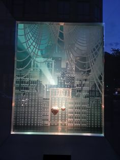 Gatsby Window at Tiffany's in Chicago   WM Events