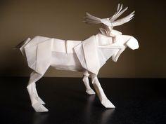 Bull Moose by ~PrinceHorizon on deviantART