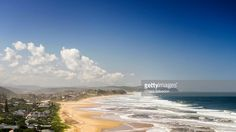 The beach of Wilderness, South Africa | Western Cape, South Africa | #stockphotos #gettyimages #print #travel