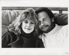 "Harry (Billy Crystal) and Sally (Meg Ryan) in ""When Harry met Sally..."""