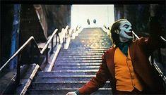 Joker 🤡 — mistress-gif: The final descent into full blown. Joaquin Phoenix, Batgirl, Catwoman, Joker Origin, Joker Painting, Joker Phoenix, Joker Art, Send In The Clowns, Gaming Wallpapers