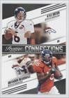 Kyle Orton/Brandon Marshall Denver Broncos (Football Card) 2010 Prestige Connections #11 by Prestige. $1.05. 2010 Prestige Connections #11 - Kyle Orton/Brandon Marshall