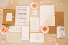 #stationery Photography by velvetine.nl  Read more - http://www.stylemepretty.com/2013/08/07/italy-wedding-from-velvetine-photography/