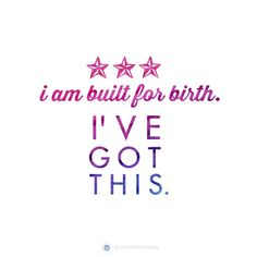 Affirmations are just one small thing you can incorporate during your pregnancy, labor, and birth to support you mentally and energetically during this miraculous process. All things going in your … Pregnancy Affirmations, Birth Affirmations, Positive Affirmations, Pregnancy Labor, Pregnancy Quotes, Ectopic Pregnancy, Pregnancy Workout, Birth Quotes, Quotes Quotes