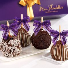 Mrs. Prindable's - Petite Chocolate Lovers Apples