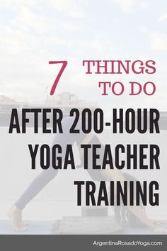 Tips for yoga teachers on what to do after graduating 200 hour yoga teacher training.<br> So you graduated from yoga teacher training, huh? How exciting! Completing your yog Yin Yoga, Yoga Bewegungen, Yoga Teacher Quotes, Yoga Quotes, Yoga Training, Yoga Teacher Training, Qi Gong, Vinyasa Yoga, Yoga Challenge