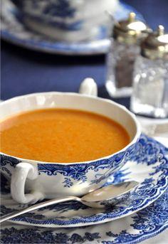 Receta 154: Crema de gambas » 1080 Fotos de cocina http://pinterest.com/alianza/1080-recetas-de-cocina-de-simone-ortega/