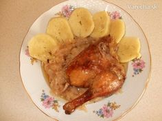 Sváteční kachna - Recept